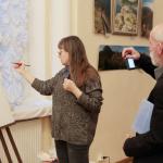 Ольга Ивлева и Владимир Емельянов